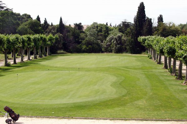 Golf cruise south of France